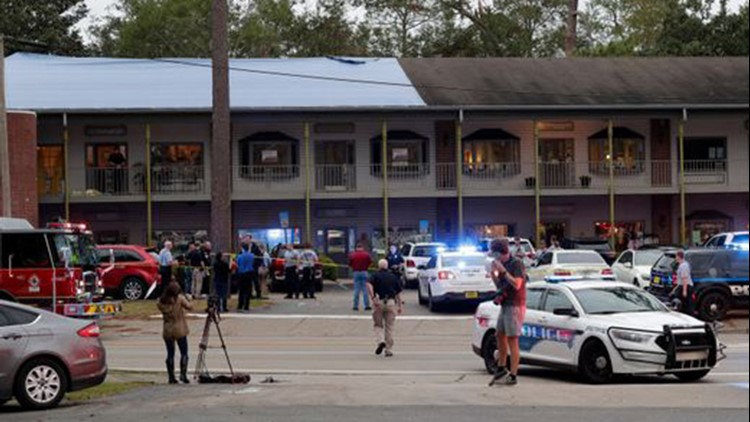 Image result for Two dead, several others injured in Tallahassee shooting