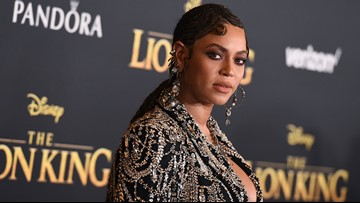 Beyoncé releases new original song from 'The Lion King'