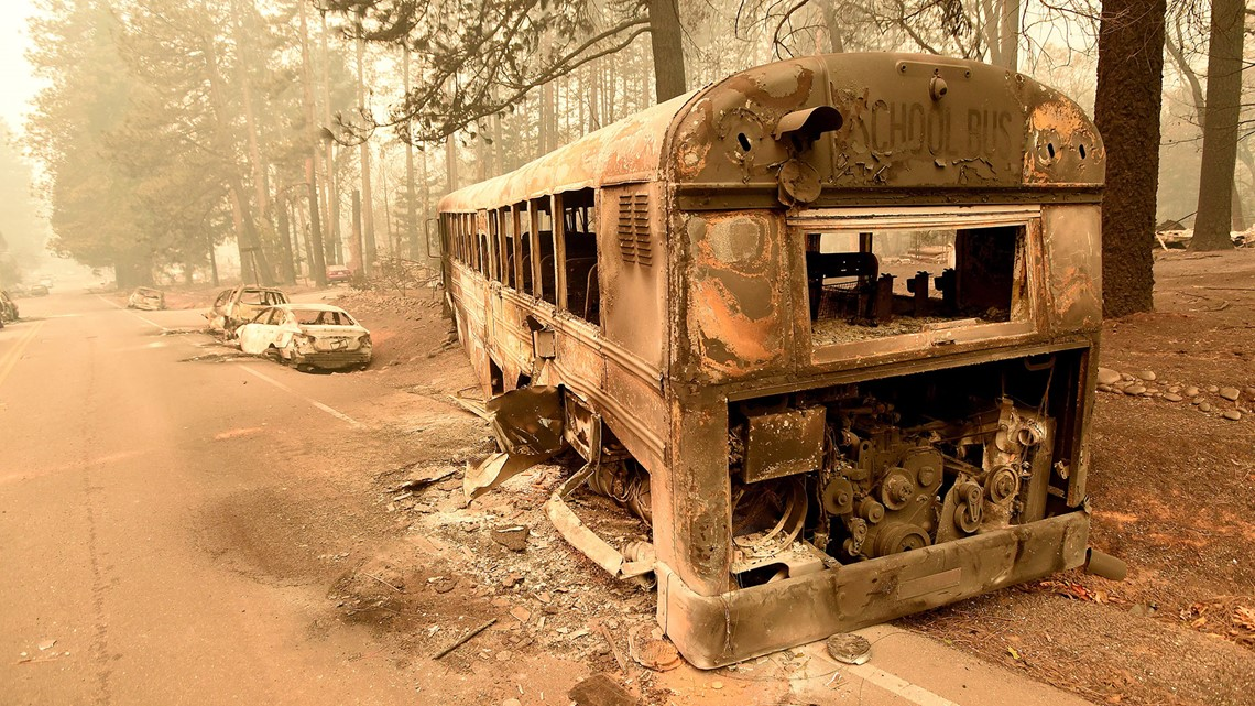 Camp Fire: Wildfire's death toll increases to 48, partial list of