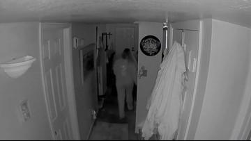Arizona man watches next-door neighbor burglarize his home on security camera