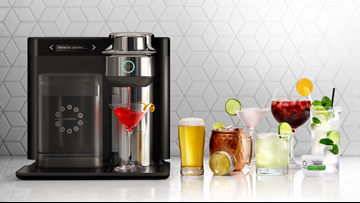 Now there is a Keurig for booze and it can make everything from margaritas to Moscow mules