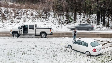 National Guard called in as snow, ice paralyze much of Southeast