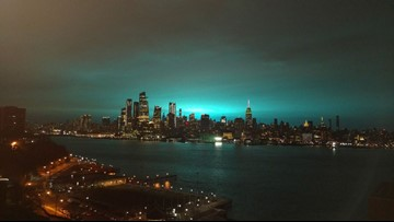 No aliens: NY transformer explosion lights sky, knocks power | king5 com