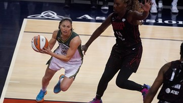 Sue Bird, Diana Taurasi earn spots on fifth US Olympic basketball team