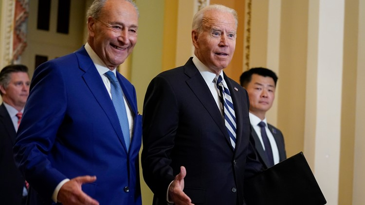 Biden pitches huge budget, says Dems will 'get a lot done'