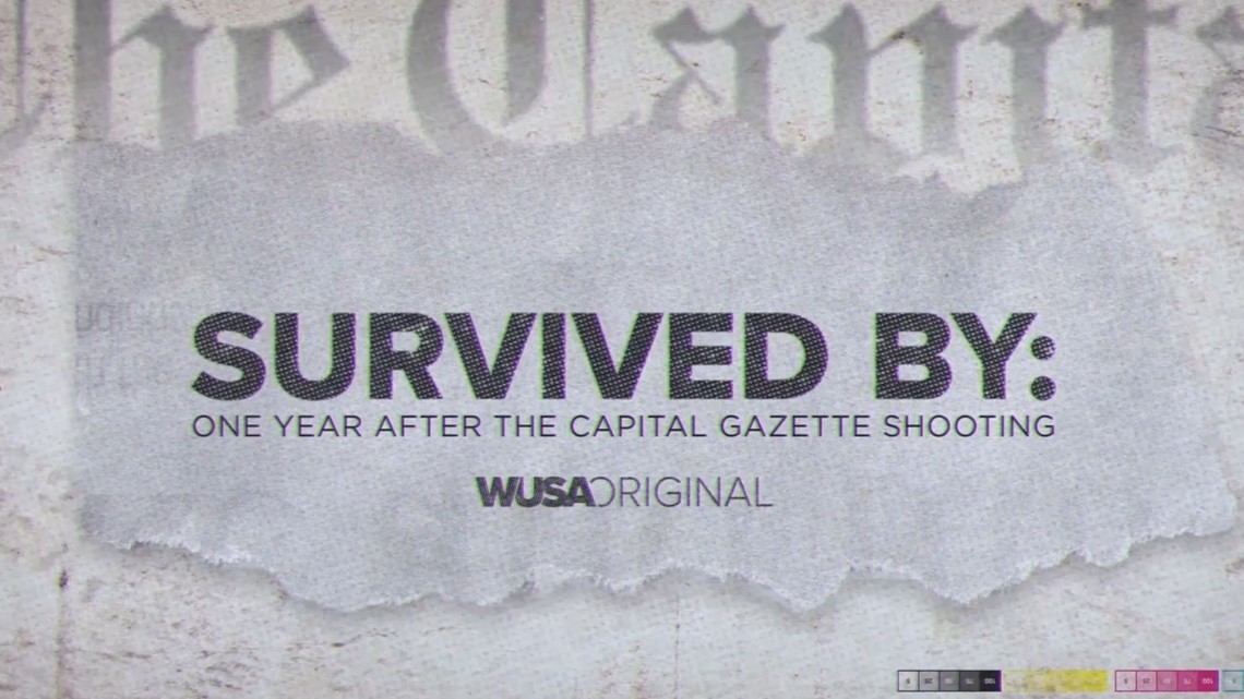 Survived By: One Year After the Capital Gazette Shooting