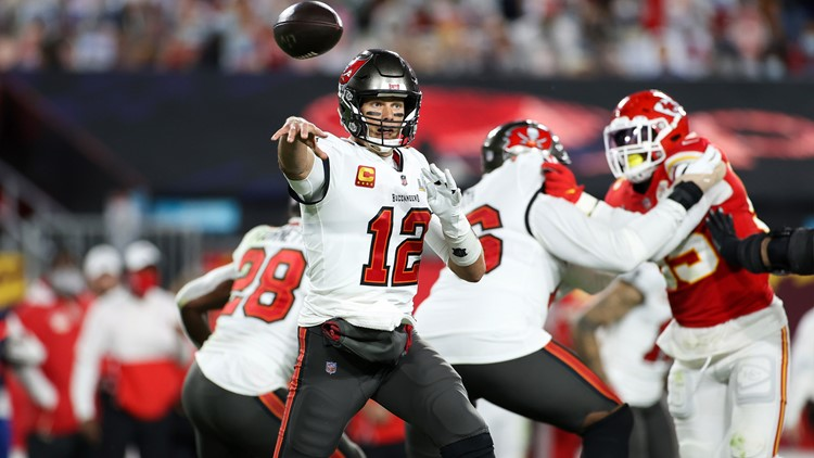 Brady cements legacy with 7th Super Bowl title as Buccaneers blow out Chiefs 31-9