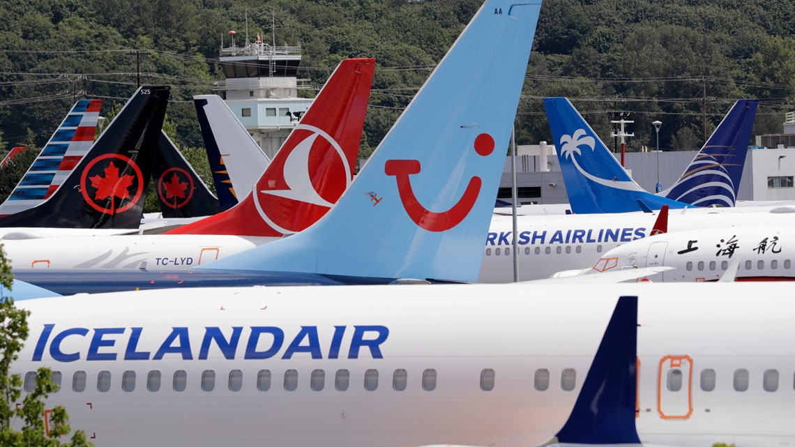 Worried about flying on a 737 Max? You may not have a lot of options