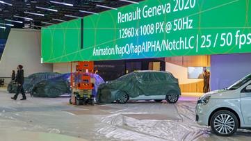 Geneva auto show canceled as Switzerland bans large events due to virus