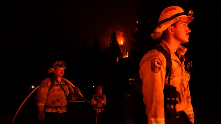 What are some key decisions in fighting fires?