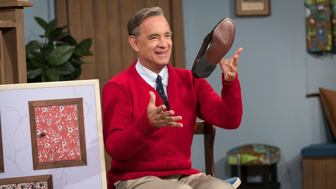 Tom Hanks As Mister Rogers In New Photos On Set Of Biopic King5 Com