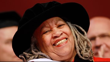 Nobel Prize-winning author Toni Morrison dead at 88