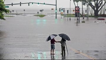 Hawaii trying to save Waikiki Beach from climate change flooding