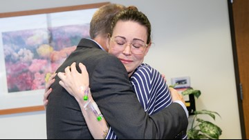 From strangers to family, organ donor meets the woman he helped save