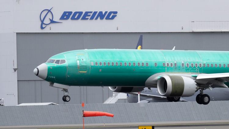 Earns Boeing