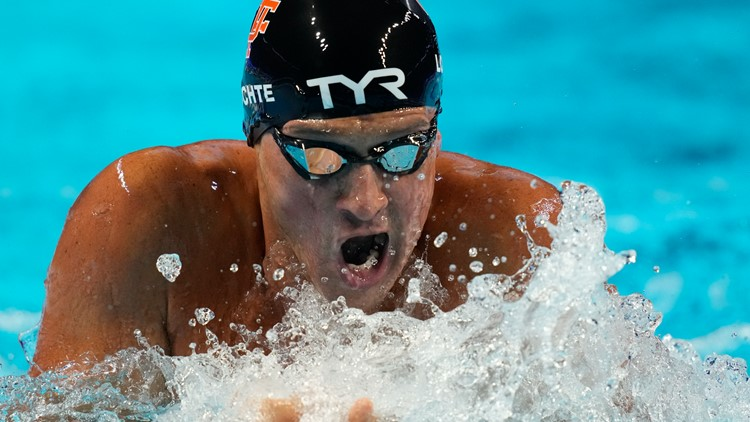 Ryan Lochte leaves behind complicated legacy in the pool
