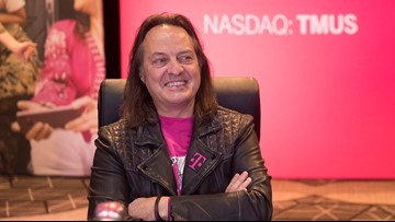 T-Mobile's CEO John Legere to step down, Mike Seivert taking over