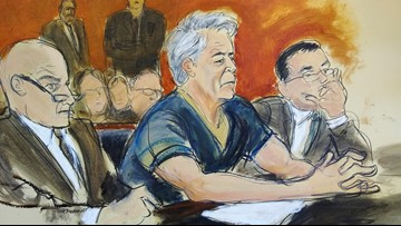 1 Justice Department, 2 views on sex charges against Epstein