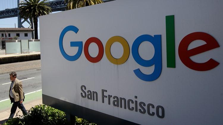 Google file photo AP