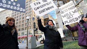 Shutdown day 22: This is now the longest government shutdown in US history