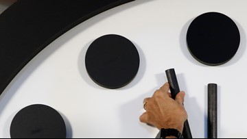Doomsday Clock moves closer than ever before to midnight