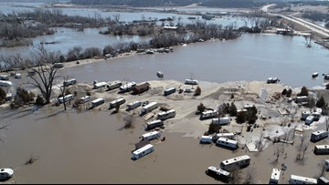 Missouri governor declares state of emergency amid flooding