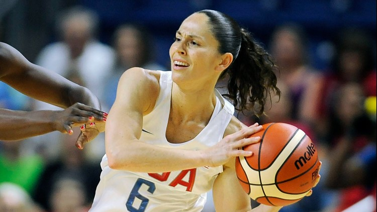 Sue Bird selected as one of Team USA's flag bearers at Tokyo Olympics