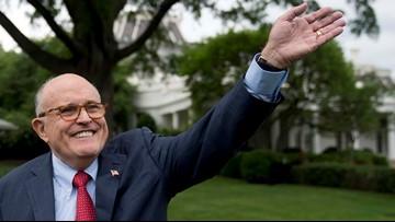 Rudy Giuliani urges Ukraine to investigate Democrats