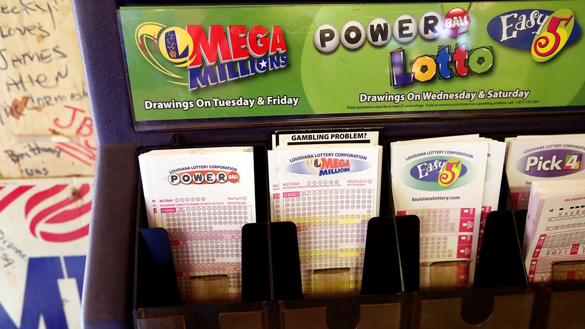 Did Anyone Win Mega Millions King5 Com