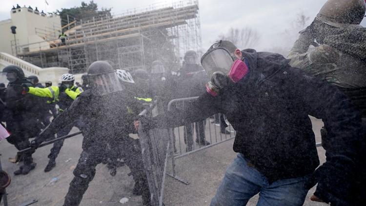 VERIFY: Debunking false photos and claims of Antifa at Capitol riot