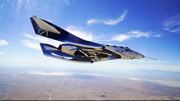 Boeing plans to invest $20 million in space tourism company Virgin Galactic