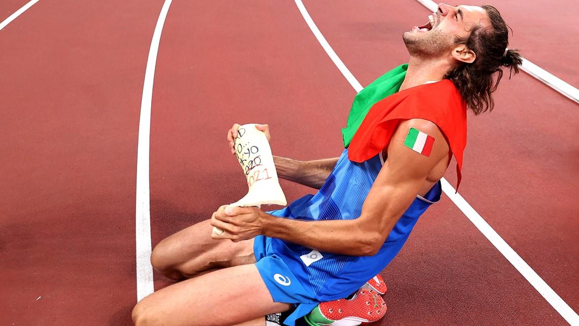 Tokyo Rewind, Aug. 1: 'World's fastest man' surprise, gold medal tie