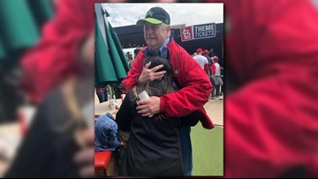 'Complete shock': Family of heart donor meets recipient in unlikely encounter