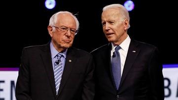 Biden wins Washington's presidential primary