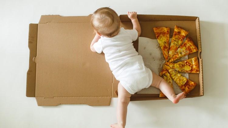 Pizza Baby 1
