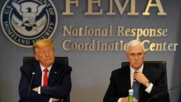 President Trump focuses attention on possible coronavirus treatments