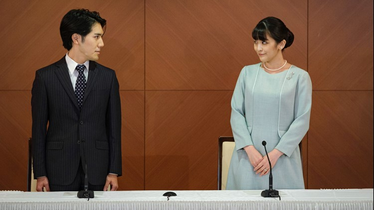 This Japanese princess is moving to the US and giving up her royal status