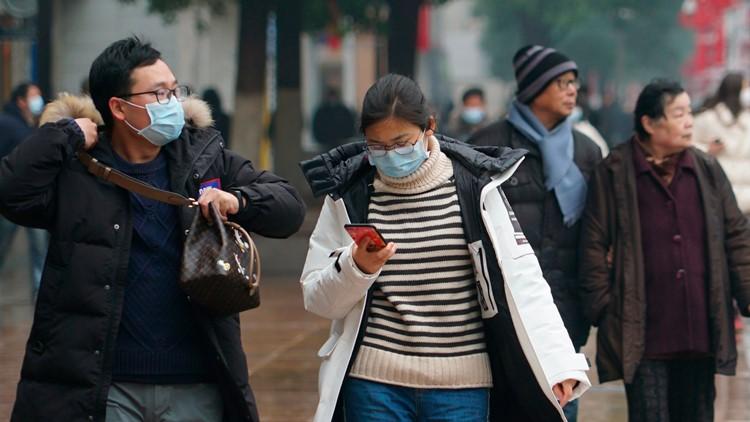 China Outbreak Wuhan Jan 22 AP