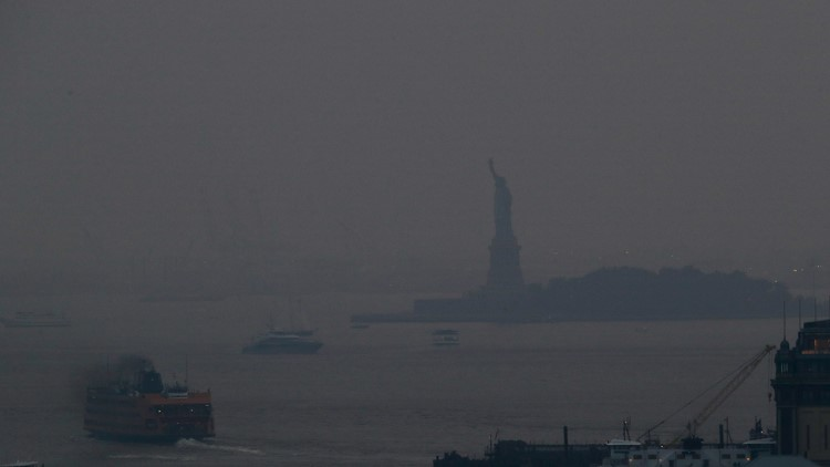 As wildfire smoke spreads, who's at risk?