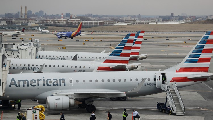 American Airlines extends Boeing 737 Max flight cancellations