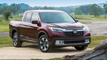 Some Honda pickups recalled because of fire danger from car wash soap