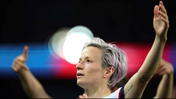 Get to know Seattle's own world champion soccer star Megan Rapinoe
