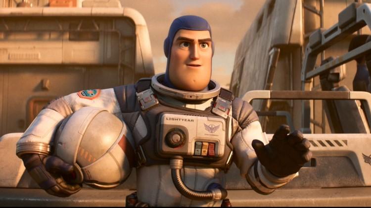 Chris Evans is Buzz Lightyear in teaser trailer for origin story
