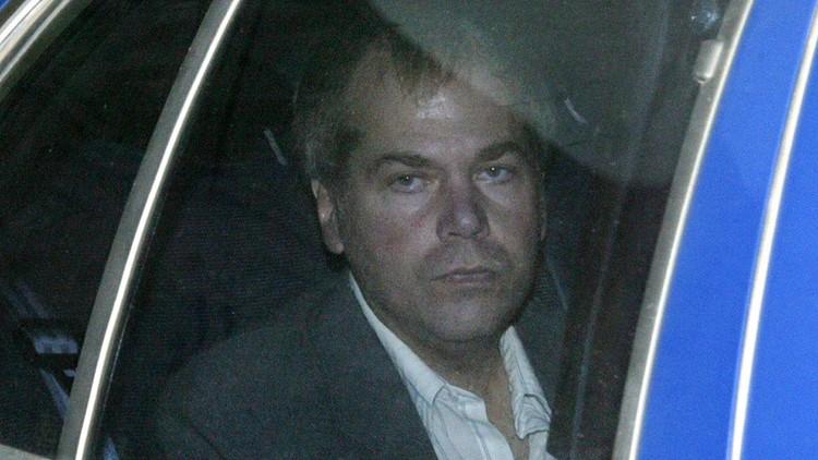 John Hinckley file photo 2003 AP