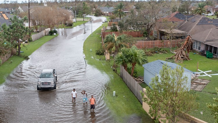 World Vision rushing supplies to areas devastated by Hurricane Ida