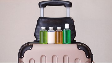 How to keep toiletries from leaking and spilling in your suitcase