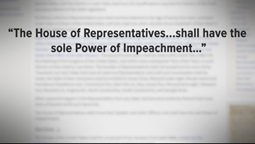 VERIFY: Senate trial vs. House investigation
