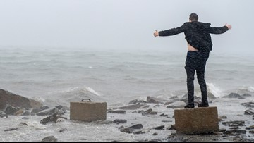 After North Carolina, Dorian topples crane, knocks out power in eastern Canada