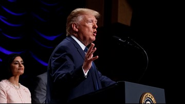Trump drops citizenship question from census