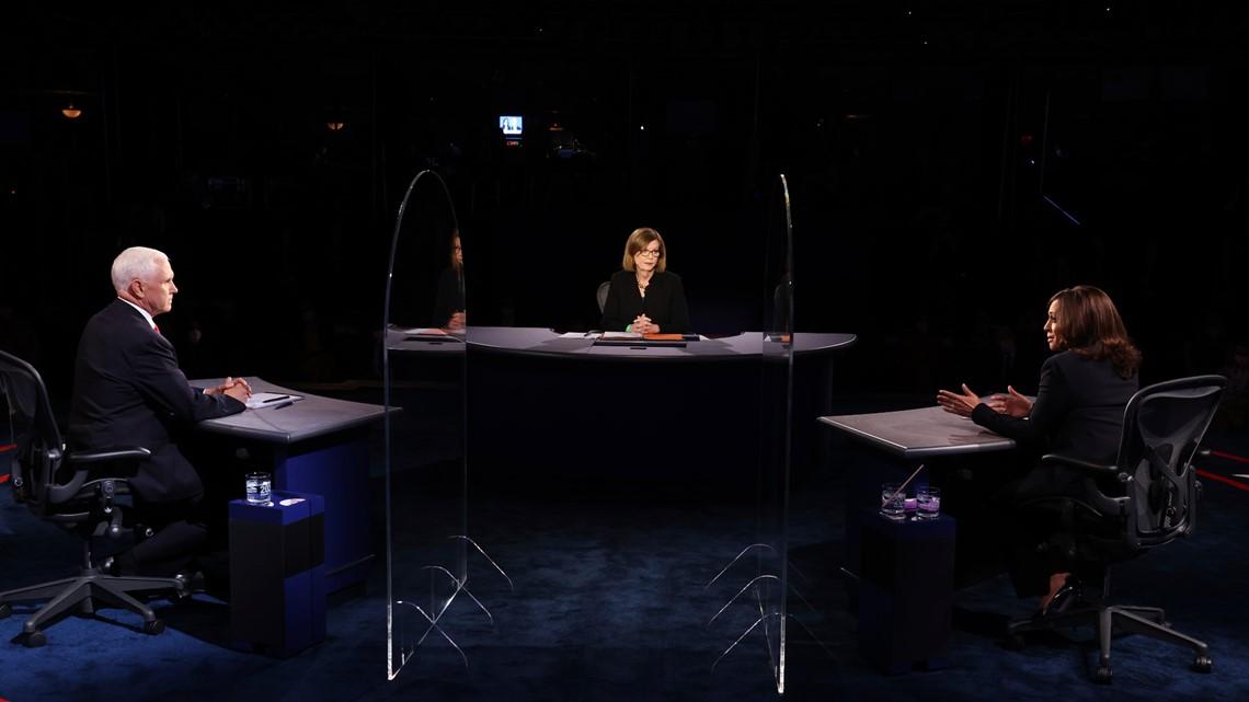 VERIFY: Live fact-checking the vice presidential debate